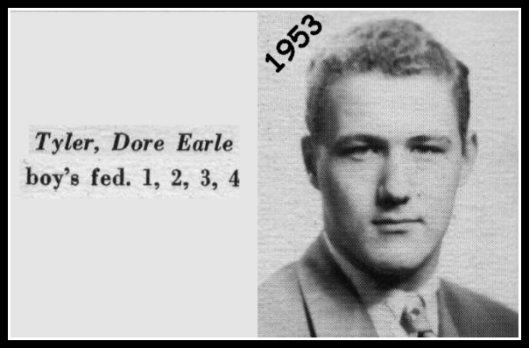 DORE EARLE TYLER, JR. ~ Class of 1953